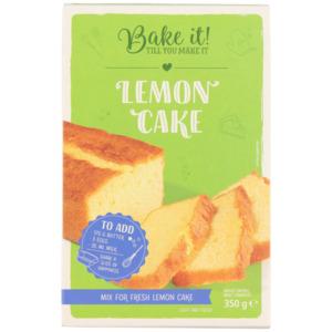 Bake it! Kuchenmischung