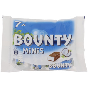 Bounty Schokolade