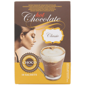 Heiße Schokolade Classico
