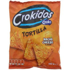 Croky Tortillachips Crokidos