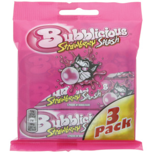 Bubblicious Kaugummi