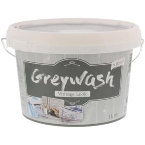 Greywash Farbe Vintage-Optik