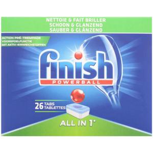 Finish Powerball Spülmaschinentabs All-in-1