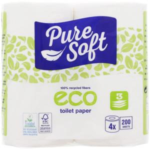 Pure Soft Eco Toilettenpapier
