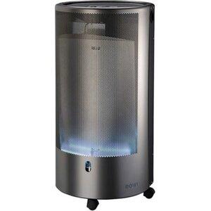Rowi Gas-Heizofen Pure 4200 W Inox mit Thermostat