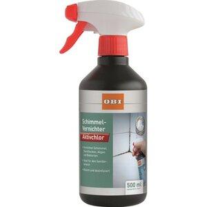 OBI Schimmel-Vernichter Aktivchlor 500 ml