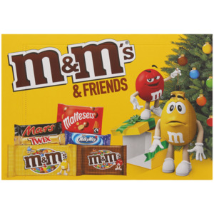 M&M's & Friends