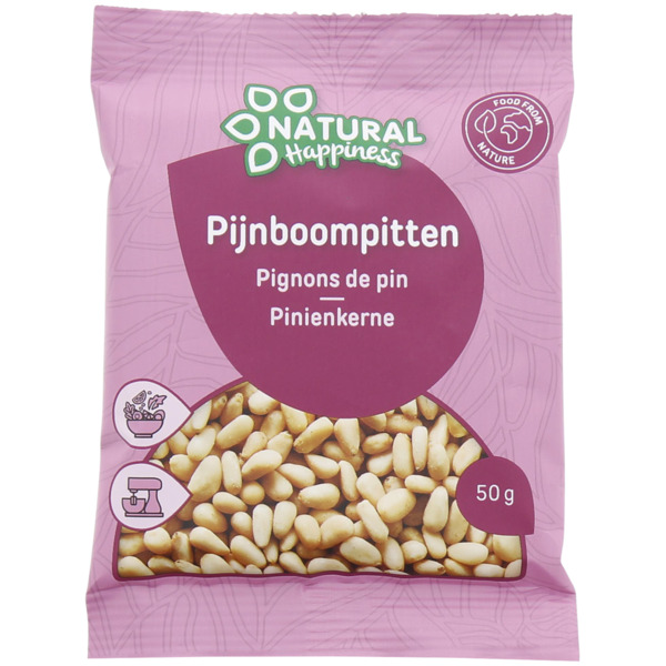 Natural Happiness Pinienkerne