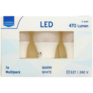 Eurodomest LED-Lampe