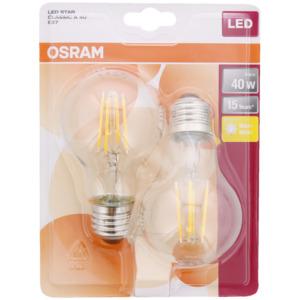 Osram Filament-Kugellampe