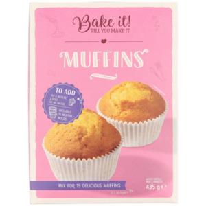 Bake it! Muffins + Backformen