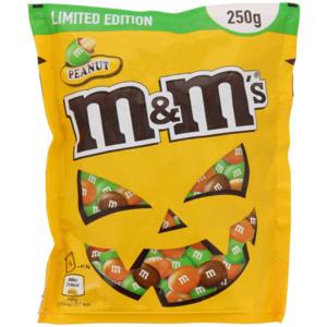 M&M's Erdnuss Halloween