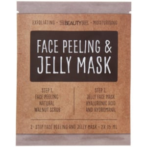 The Beauty Dept. Peeling und Gesichtsmaske