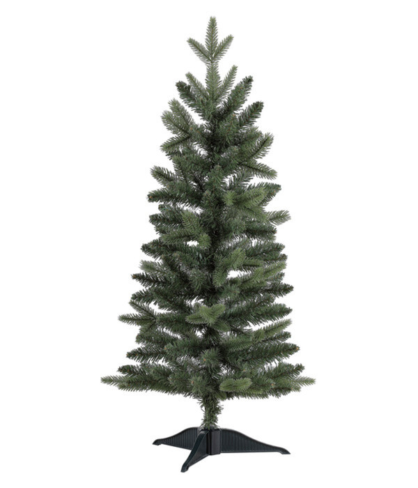 Dehner Künstlicher Weihnachtsbaum Tanne 'Espen'
