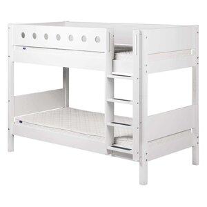 Flexa Etagenbett   White 90 x 200 cm