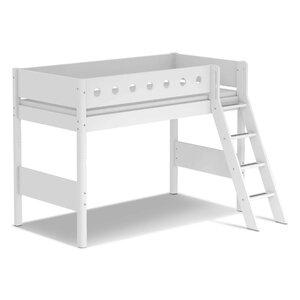 Flexa Spielbett   White, 90 x 200 cm