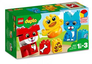 Lego Duplo Meine ersten Tiere - Farben lernen
