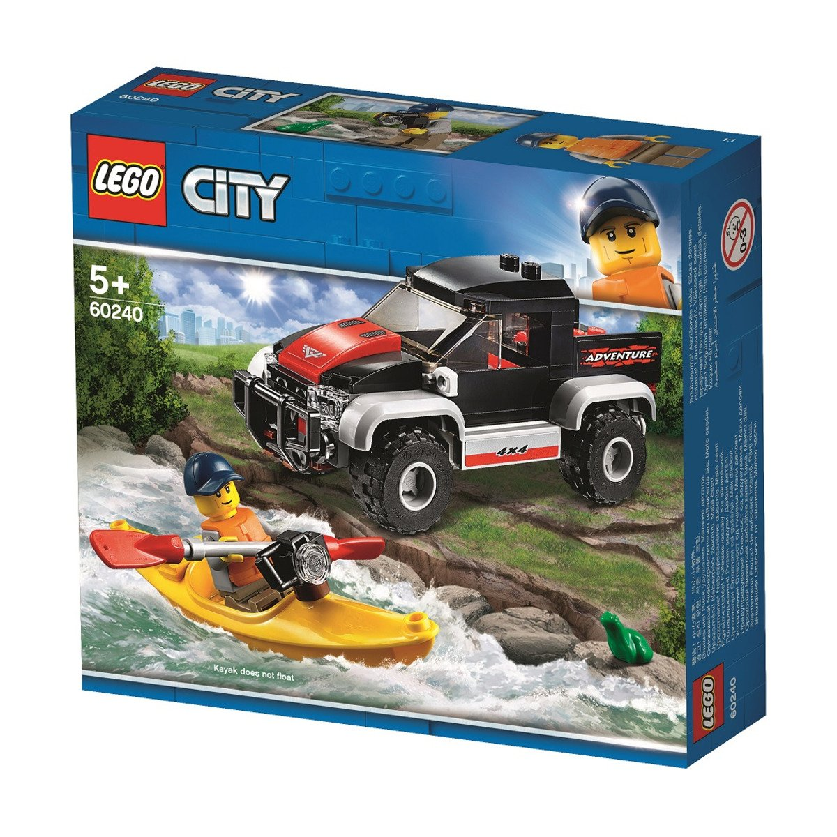 Bild 2 von Lego City Kajak Abenteuer