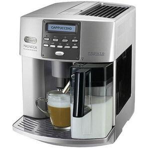 DeLonghi Kaffee-Vollautomat Magnifica Elegance ESAM 3600, silber