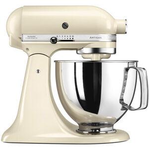 KitchenAid Küchenmaschine ARTISAN 5KSM125E, creme, Almond cre