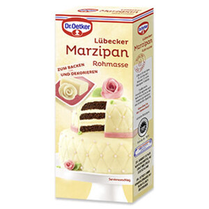 Dr. Oetker Feine Marzipan Rohmasse jede 200-g-Packung