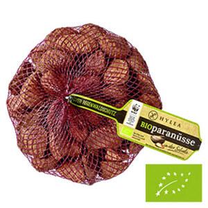 WWF Bio Paranüsse in der Schale, Kennzeichnung siehe Etikett, jedes 300-g-Netz