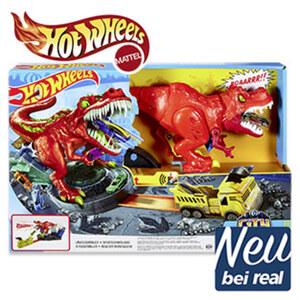 Hot Wheels City T-Rex inkl. Batterien, ab 5 Jahren