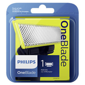 Philips OneBlade Rasierklinge jede Packung