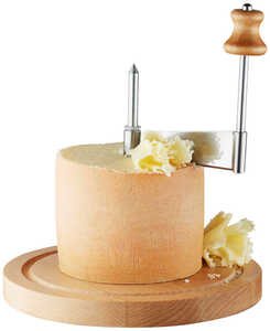 SPICE&SOUL®  Käsehobel mit Haube