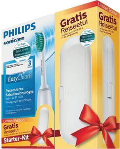 Philips HX6511/22RE EasyClean mit Reiseetui