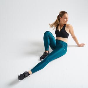 Leggings FTI 120 Fitness Damen blau