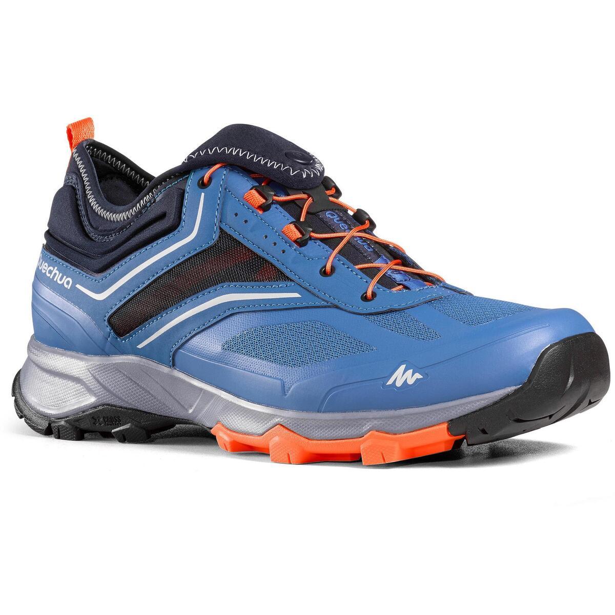 Bild 1 von Wanderschuhe Speed Hiking FH500 Helium Herren blau/orange