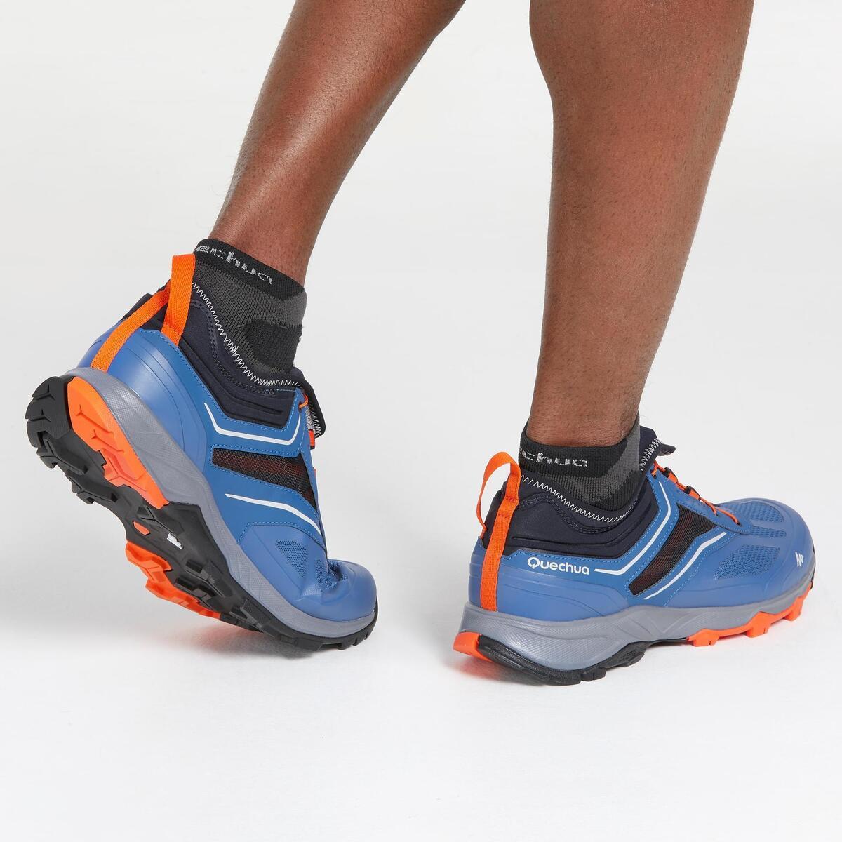 Bild 5 von Wanderschuhe Speed Hiking FH500 Helium Herren blau/orange