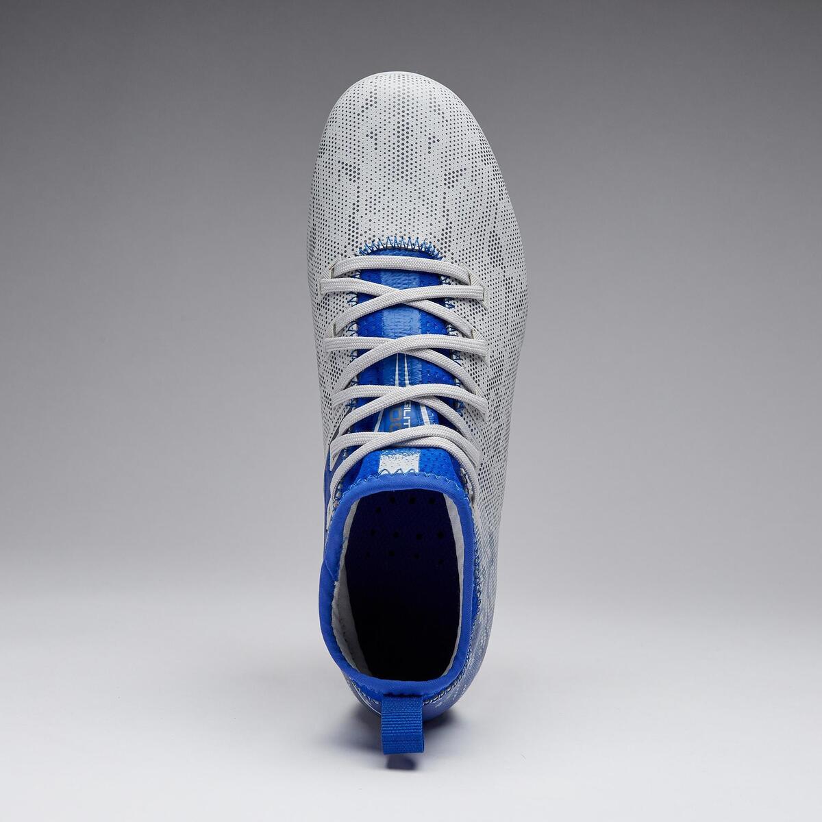 Bild 5 von Fußballschuhe Nocken Agility 900 FG Kinder grau/blau