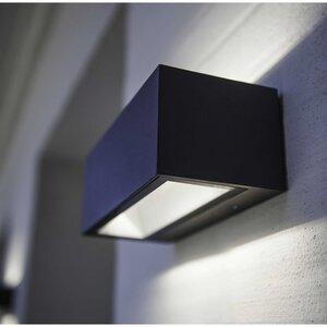 Eco-Light LED-Außenwandleuchte    Gemini-WIZ