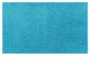 "Sensino Badeteppich ""Mikroflausch"" ca. 60 x 100 cm, scuba blau"