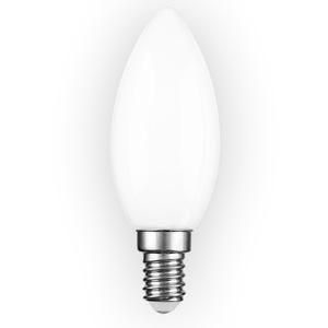 "I-Glow LED Leuchtmittel ""Kerze"", E14, 2W, 320 Grad, 250 Lumen"