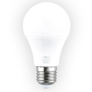 "I-Glow LED Leuchtmittel ""Birne"", E27, 6W, 320 Grad, 630 Lumen"