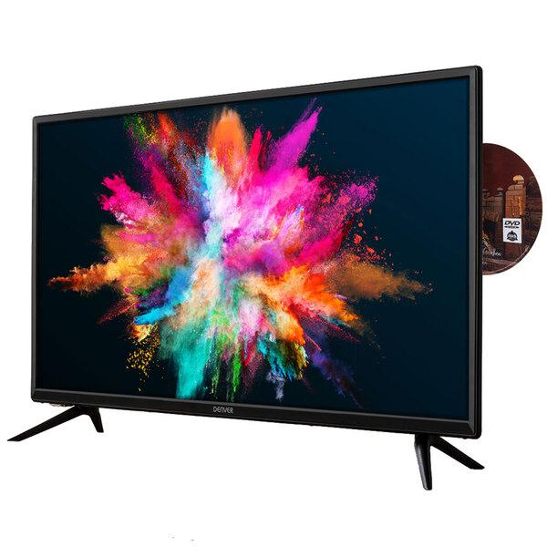 """Denver 32"""" HD-LED-TV mit integriertem DVD-Player"""