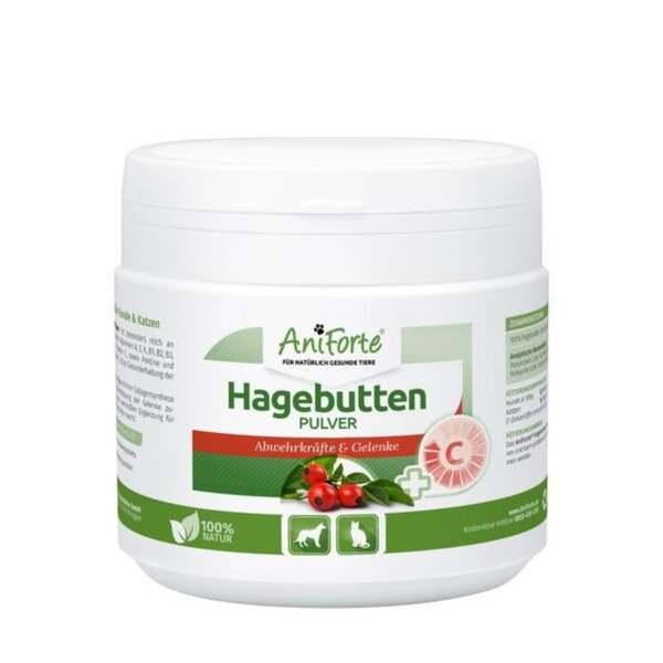 AniForte Hagebutten-Pulver – Superfrucht für Abwehrkräf 3.92 EUR/100 g