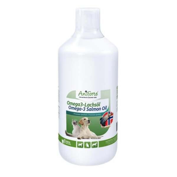 AniForte Omega3 Lachsöl