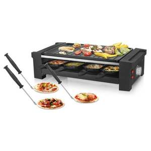 Emerio Emerio 3in1 Raclettegrill & Pizzamaker RG-121295