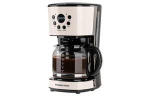 GOURMETmaxx Kaffeeautomat 5035 mit Timer cremefarbig