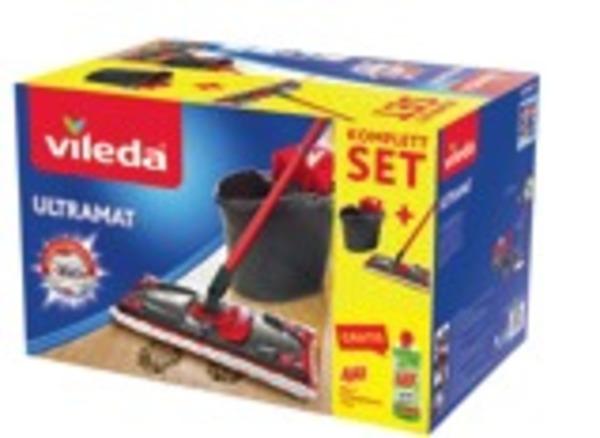 vileda Komplett-Box »UltraMat«