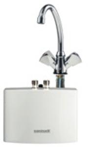 Klein-Durchlauferhitzer mit Armatur