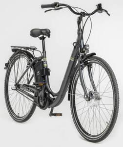 Zündapp Alu-City-Damen-E-Bike Green 2.0, 26 Zoll