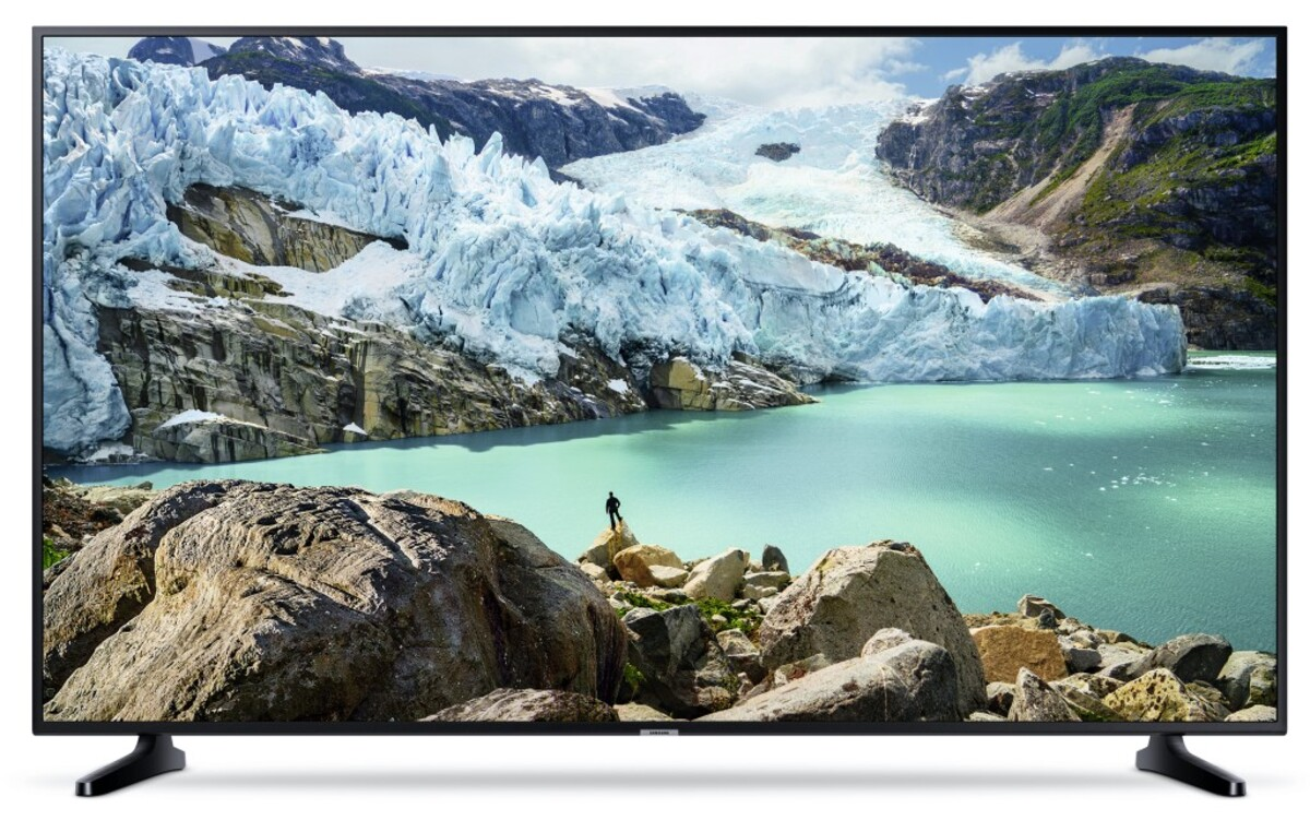 Bild 1 von Samsung 4K Ultra HD LED 108 cm (43 Zoll) 43RU7099 Smart TV, Triple Tuner, HDR10+