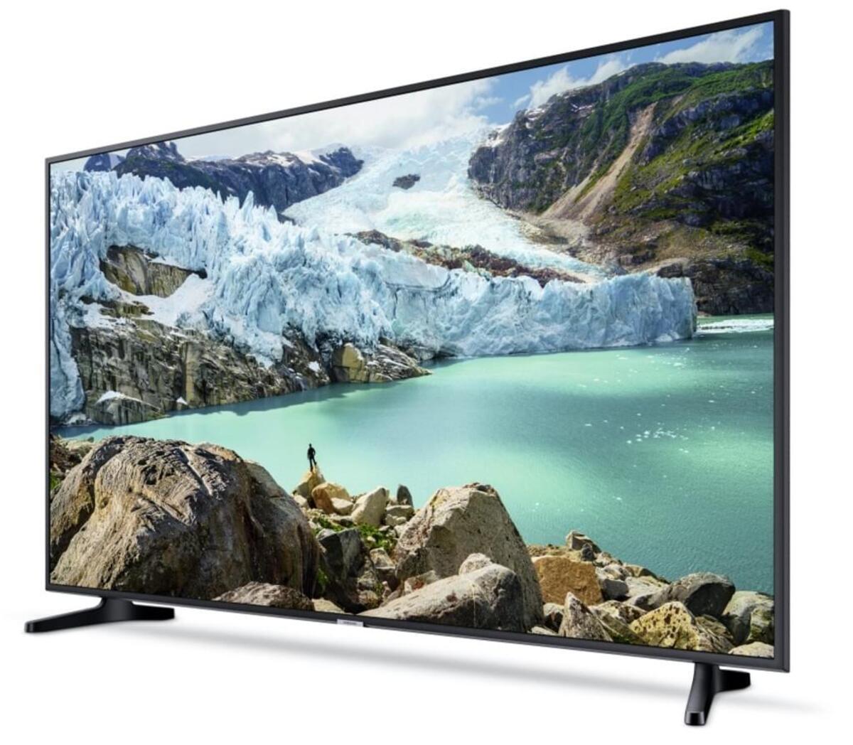 Bild 2 von Samsung 4K Ultra HD LED 108 cm (43 Zoll) 43RU7099 Smart TV, Triple Tuner, HDR10+