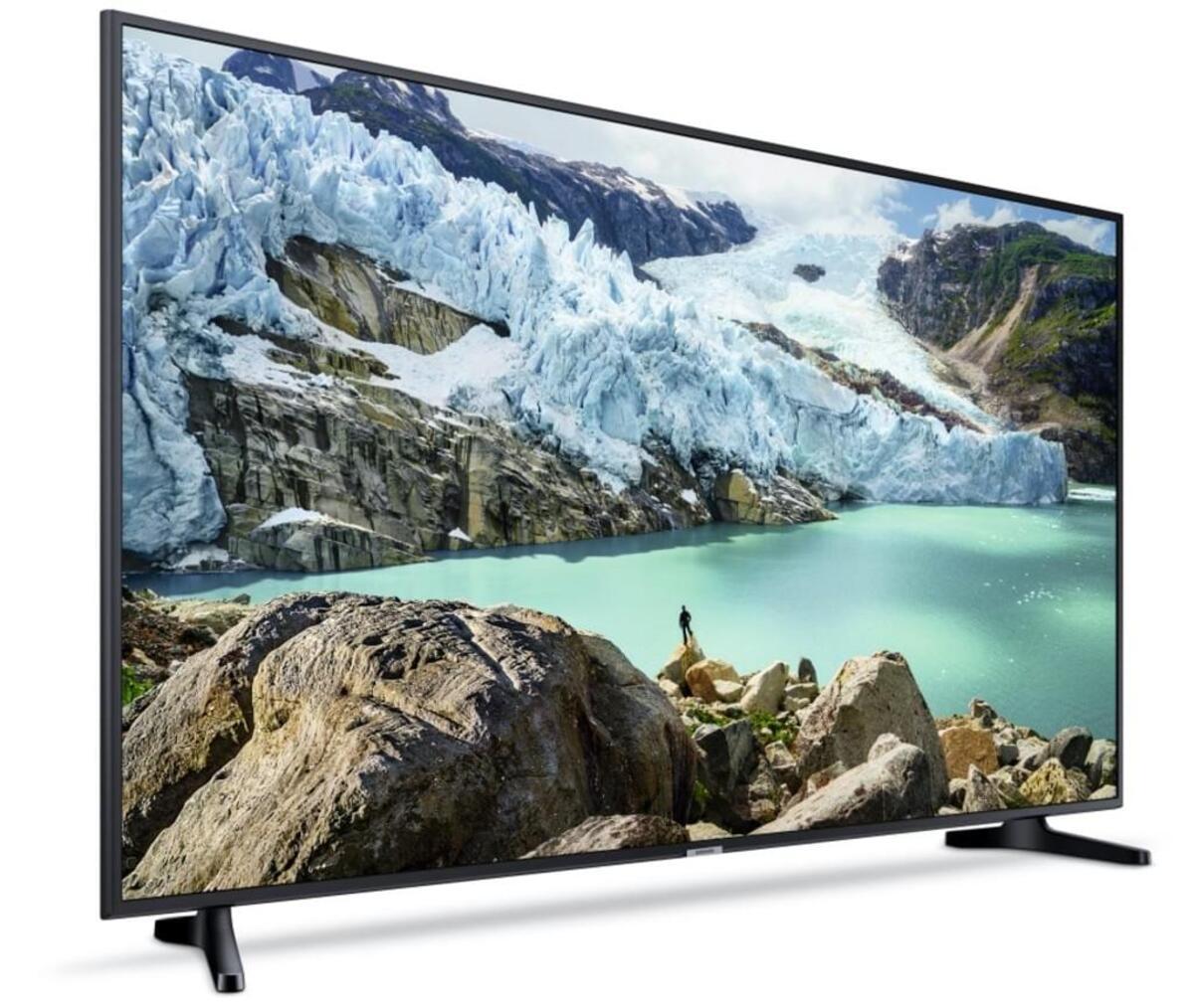 Bild 3 von Samsung 4K Ultra HD LED 108 cm (43 Zoll) 43RU7099 Smart TV, Triple Tuner, HDR10+