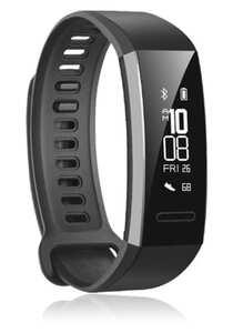 Huawei Band 2 Pro black Fitnesstracker GPS Bluetooth Herzfrequenz wasserdicht